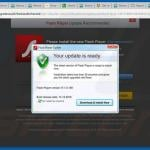 Adobe Flash Player Update (exemple 2)