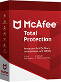 Coffret McAfee Total Protection