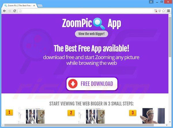 zoompic adware