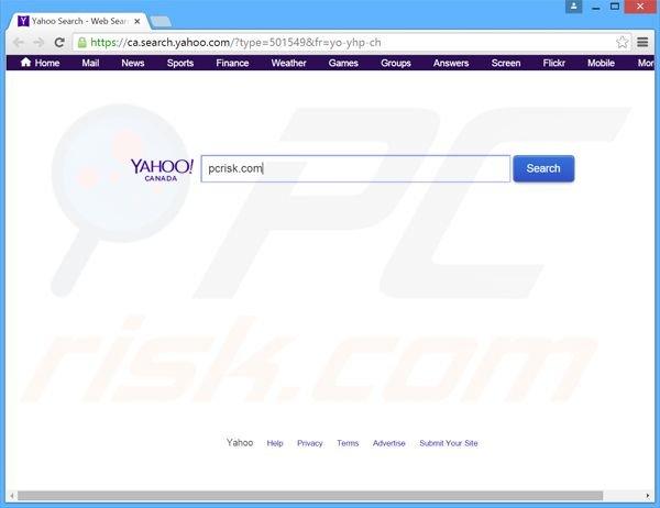 Comment Se Debarrasser De Redirection Vers Search Yahoo Com Guide