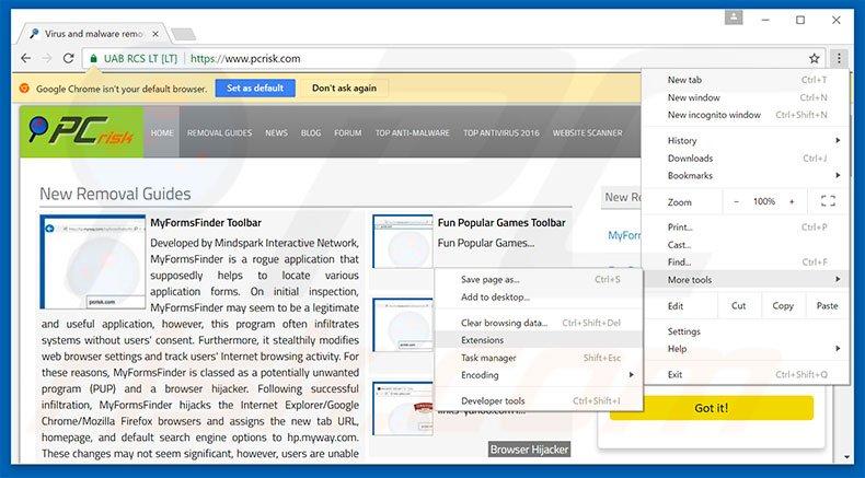 Comment Desinstaller Arnaque Votre Ordinateur Windows A Ete Bloque