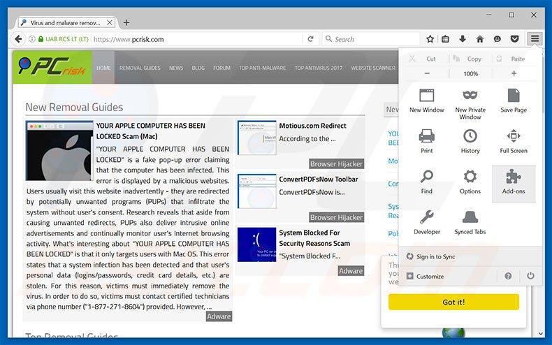 Comment Desinstaller Arnaque Microsoft Warning Alert Instructions