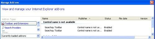 TOOLBAR SEARCHQU GRATUITEMENT WINDOWS TÉLÉCHARGER